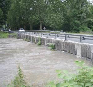Crue de l'Isère mai 2008